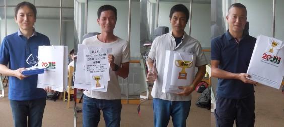 第76回タンロン工業団地ゴルフコンペ「昇龍杯」結果発表
